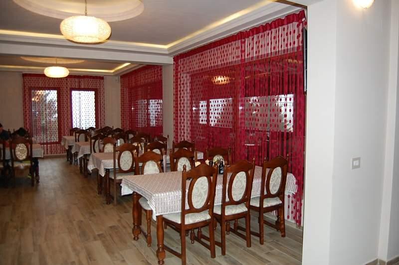 Interior restaurant hotel Aries